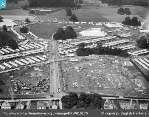 Royal Agricultural Show 1926